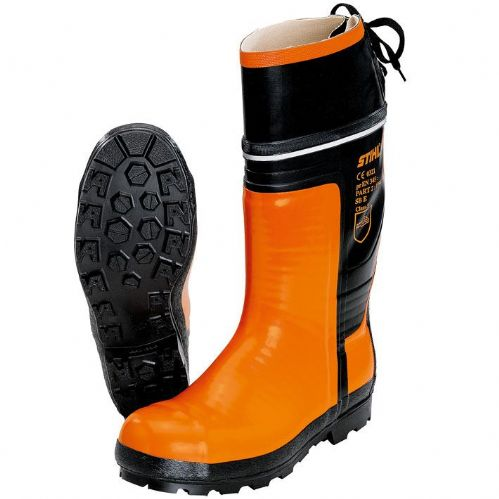 Genuine Stihl Special  Rubber Chainsaw Boots